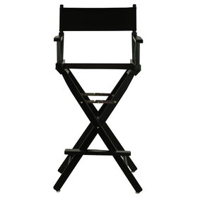 Picture of 30-in Director's Chair - Black