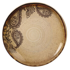 Picture of Folkloric Melamine Salad Plate