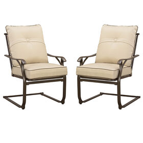 Picture of Brunspark Set of 2 Cushioned Dining Chairs