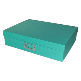 Picture of SM LETTER BOX-BLUE