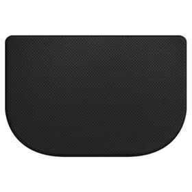 Picture of Black Kitchen Slice Doormat 20 X 30-in
