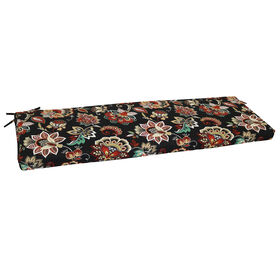 Picture of Fennimore Black Bench Pad Cushion
