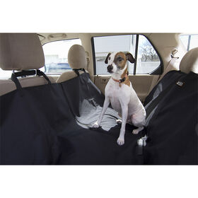 Picture of Black Pet Car Seat Cover