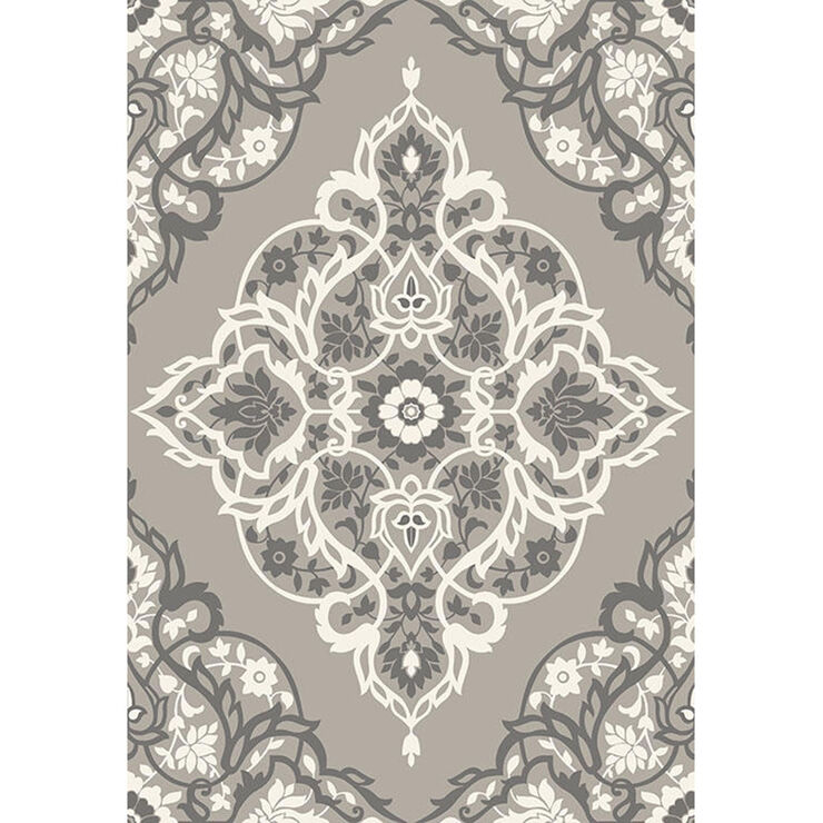 E166 Grey and Ivy Adalira Rug- 8x10 ft