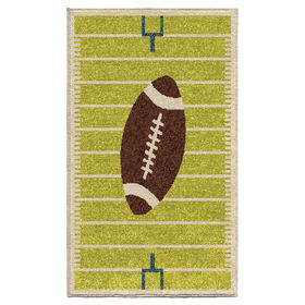 Picture of Football Turf Kids Rug, 32 x 54