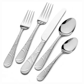 Picture of Pflatzgraff Garland Frost 20 Piece Flatware Set