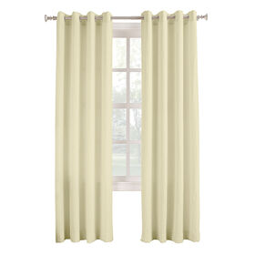 Picture of Harvest Donovan Window Curtain Panel 95-in