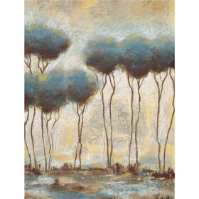 Picture of 30 X 40-in Silver Skies Gallery Art