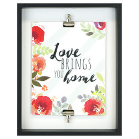 Picture of Floral Love Accent Clip Art- 14x11 in.