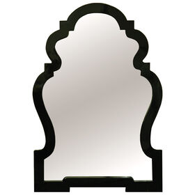 Picture of 22 X 34-in Black Princess Mirror
