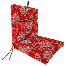 Picture of Benson Cherry Steel Hinged Chair Cushion