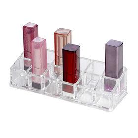 Picture of 12-Compartment Lipstick Organizer