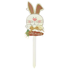 Picture of 36-in Easter Bunny Garden Stake