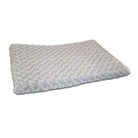 Picture of Tobey Orthopedic Pet Bed in Gray 23 X 17