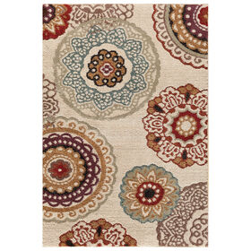Picture of B274 Pearl Mesa Astrid Rug