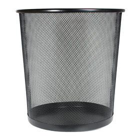 Picture of Mesh Wastebasket - Black