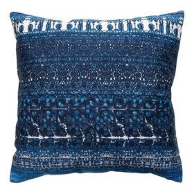 Picture of Blue Mood Shibori Pillow