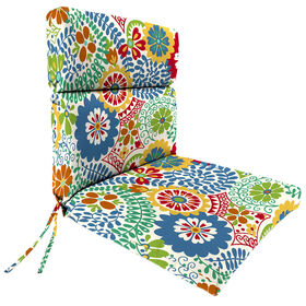 Picture of Luxury Multicolor Steel Hinged Chair Cushion