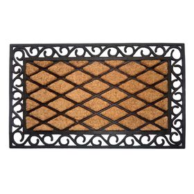 Picture of Dynasty Lattice Doormat 24 X 40-in