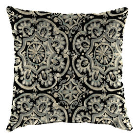 Picture of Westphalia Coal Oversized Square Outdoor Pillow