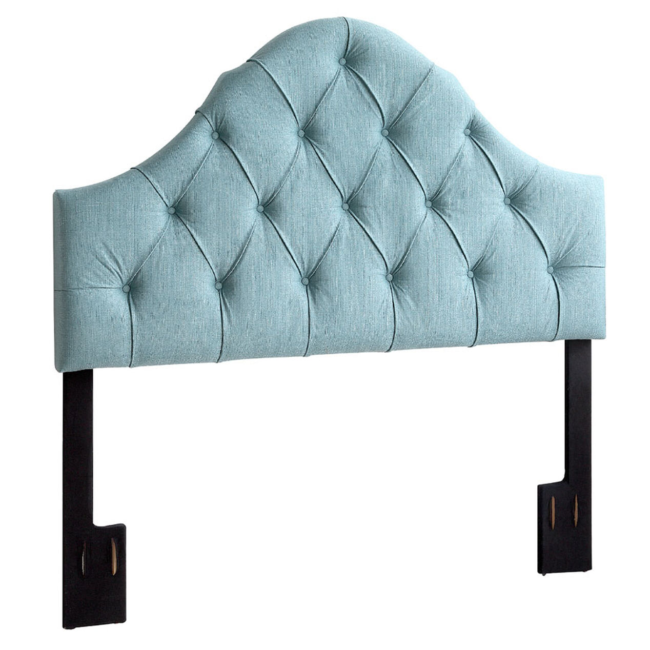 Picture of Tuxedo Full Queen Headboard  Seafoam. Bedroom Furniture   Beds  Nightstands and Dressers   At Home Stores