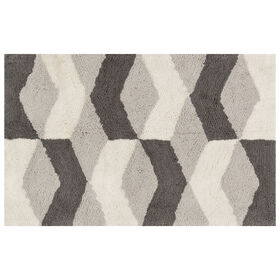 Picture of ORG ANSLIE BATH TAUPE 21X34