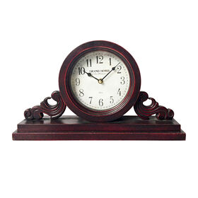 Picture of Walnut Wood Mantle Clock - 9 in.