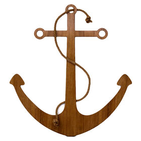Picture of 30 X 33-in Wood Anchor with Rope