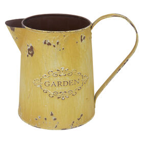 Picture of Metal Embossed Watering Can 7-in