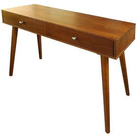 Picture of Veneer 2 Drawer Desk