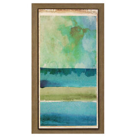Picture of Watercolor Transformation Gallery Art- 23x41 in.