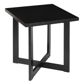 Picture of Mission End Table - Black