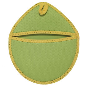 Picture of Green and Lemon Tech Style Neon Mitt