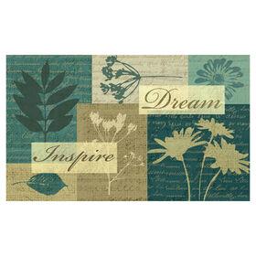 Picture of Inspire and Dream Doormat 20 X 40-in