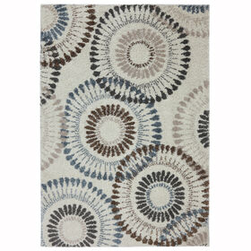 Picture of C51 Anemones Shag Rug