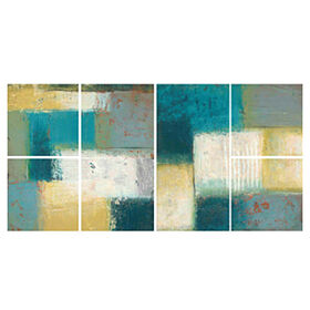 Picture of 24 X 48-in Coastal Gallery Art- 6 Pack