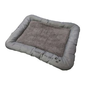 Picture of Leader of the Pack Crate Pad- Grey 36x23-in