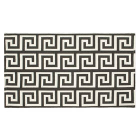 Picture of 27X45 ACCENT GREEK KEY BLACK