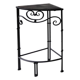 Picture of Nested Black Corner Plant Stand - Large (Sold Separately)