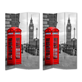 Picture of London Phone Booth Screen