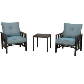 Picture of Astoria 3 Piece Chair and Table Set