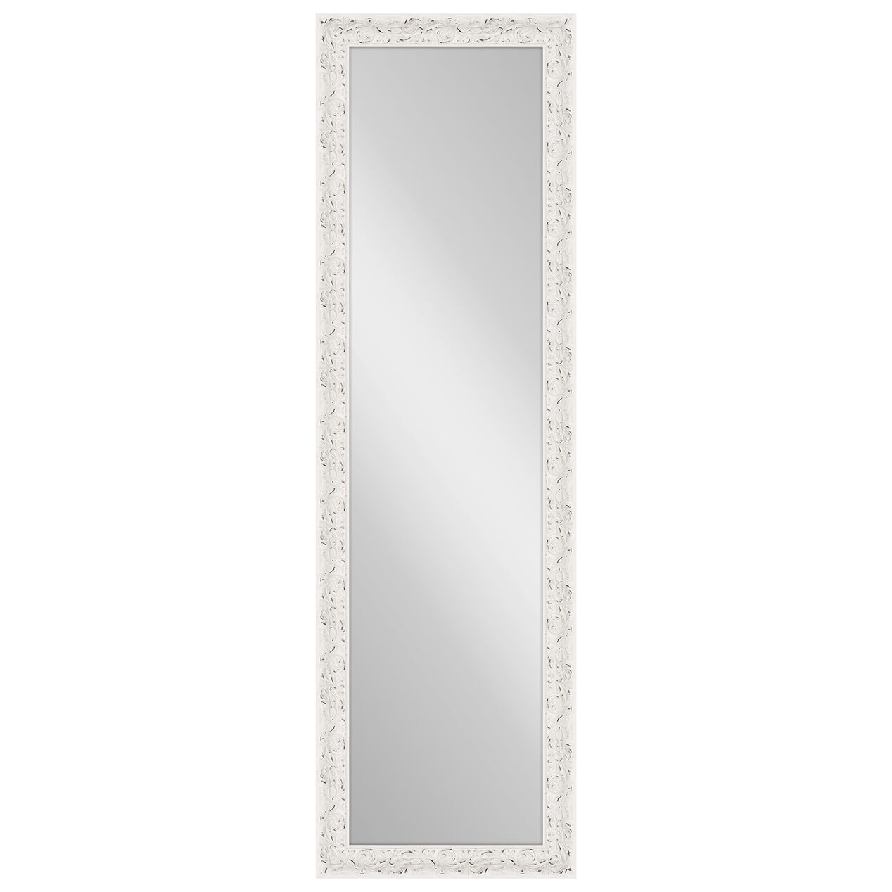 Ornate mirror 12x48 in at home for 12x48 door mirror