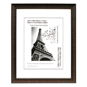 Picture of 22 X 28-in Espresso Maria Poster Picture Frame