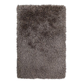 Picture of C20 Grey Senses Shag Rug
