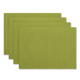 Picture of Madison Sage Green Placemats- 4 Pack