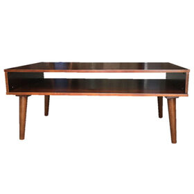 Brown Wooden Alan Coffee Table