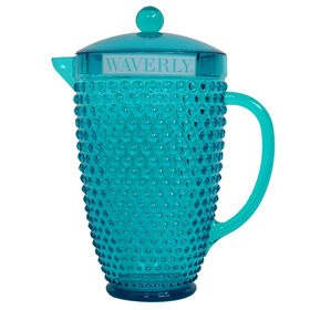 Picture of 74OZ PITCHER  HOBNAIL - TEAL