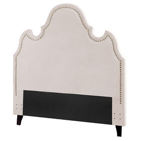 Picture of Lafayette Queen Headboard, Driftwood