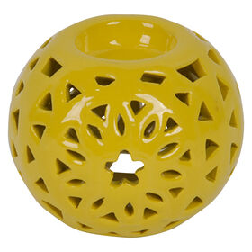 Picture of CUR RD TEALIGHT CH YEL  4