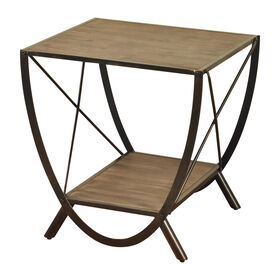 Picture of Santa Monica Wooden Side Table